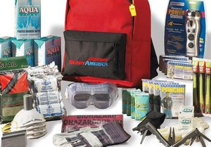 Ready America Deluxe Emergency Kit
